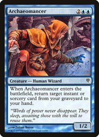 Archaeomancer, Magic: The Gathering, Duel Decks: Jace vs. Vraska