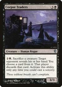 Corpse Traders, Magic: The Gathering, Duel Decks: Jace vs. Vraska