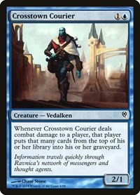 Crosstown Courier, Magic: The Gathering, Duel Decks: Jace vs. Vraska