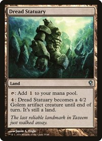 Dread Statuary, Magic: The Gathering, Duel Decks: Jace vs. Vraska