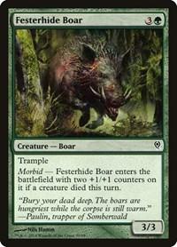 Festerhide Boar, Magic: The Gathering, Duel Decks: Jace vs. Vraska