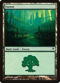 Forest (84), Magic: The Gathering, Duel Decks: Jace vs. Vraska