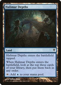 Halimar Depths, Magic: The Gathering, Duel Decks: Jace vs. Vraska
