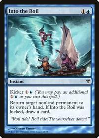 Into the Roil, Magic, Duel Decks: Jace vs. Vraska