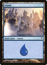 Island (40), Magic: The Gathering, Duel Decks: Jace vs. Vraska