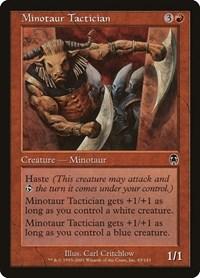 Minotaur Tactician, Magic, Apocalypse