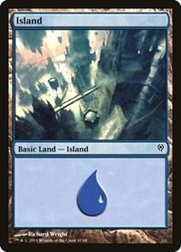 Island (41), Magic: The Gathering, Duel Decks: Jace vs. Vraska