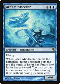 Jace's Mindseeker, Magic: The Gathering, Duel Decks: Jace vs. Vraska
