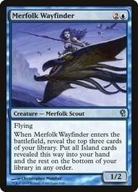 Merfolk Wayfinder, Magic: The Gathering, Duel Decks: Jace vs. Vraska