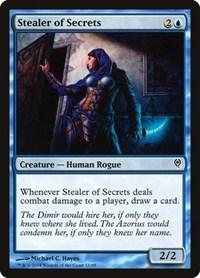 Stealer of Secrets, Magic: The Gathering, Duel Decks: Jace vs. Vraska