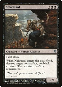 Nekrataal, Magic: The Gathering, Duel Decks: Jace vs. Vraska