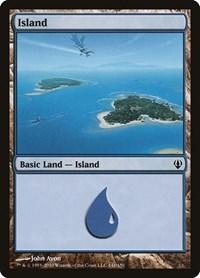 Island (141), Magic: The Gathering, Archenemy