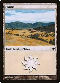 Plains (137), Magic: The Gathering, Archenemy