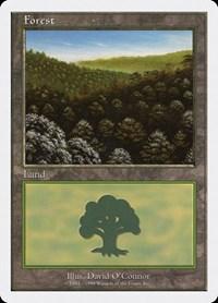 Forest (101), Magic: The Gathering, Battle Royale Box Set