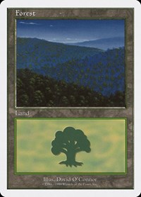 Forest (102), Magic: The Gathering, Battle Royale Box Set