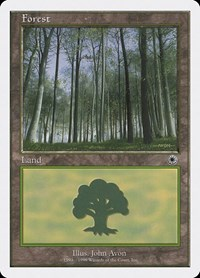 Forest (104), Magic: The Gathering, Battle Royale Box Set