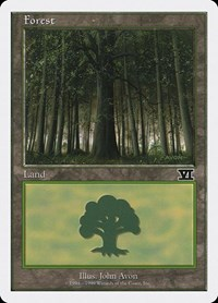 Forest (105), Magic: The Gathering, Battle Royale Box Set