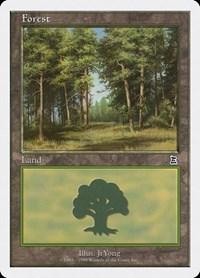 Forest (107), Magic: The Gathering, Battle Royale Box Set