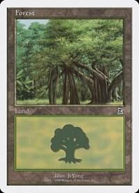 Forest (108), Magic: The Gathering, Battle Royale Box Set