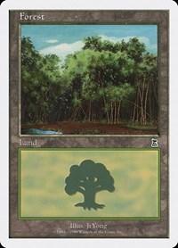 Forest (109), Magic: The Gathering, Battle Royale Box Set