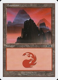 Mountain (122), Magic: The Gathering, Battle Royale Box Set