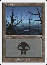 Swamp (134), Magic: The Gathering, Battle Royale Box Set