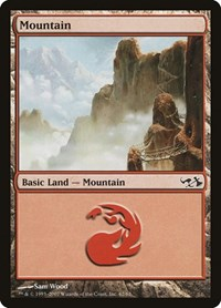 Mountain (62), Magic: The Gathering, Duel Decks: Elves vs. Goblins