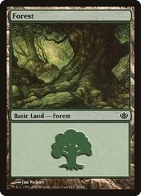 Forest (31), Magic, Duel Decks: Garruk vs. Liliana