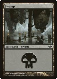 Swamp (61), Magic: The Gathering, Duel Decks: Garruk vs. Liliana