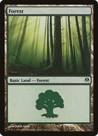 Forest (70), Magic: The Gathering, Duel Decks: Phyrexia vs. the Coalition