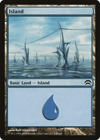Island (148), Magic: The Gathering, Planechase