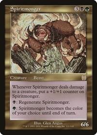 Spiritmonger (Foil)