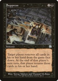 Suppress, Magic: The Gathering, Apocalypse