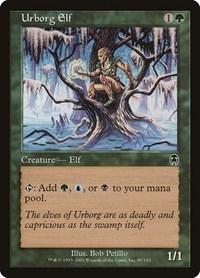 Urborg Elf, Magic: The Gathering, Apocalypse