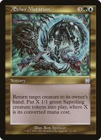 Aether Mutation, Magic: The Gathering, Apocalypse