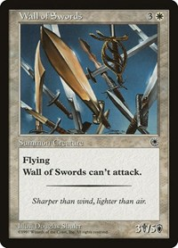 Wall of Swords, Magic: The Gathering, Portal