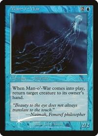 Man-o'-War, Magic: The Gathering, Arena Promos