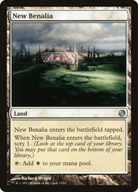 New Benalia, Magic: The Gathering, Duel Decks: Heroes vs. Monsters