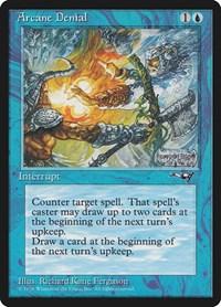 Arcane Denial (Axe), Magic: The Gathering, Alliances