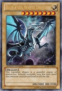 Blue-Eyes White Dragon (SP)