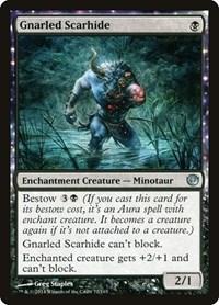 Gnarled Scarhide, Magic, Journey Into Nyx
