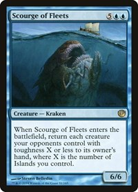 Scourge of Fleets, Magic: The Gathering, Journey Into Nyx