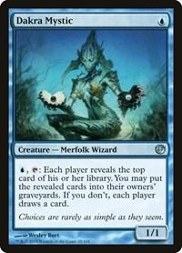 Dakra Mystic, Magic: The Gathering, Journey Into Nyx