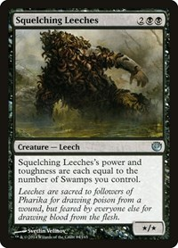 Squelching Leeches, Magic: The Gathering, Journey Into Nyx