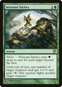 Setessan Tactics, Magic, Journey Into Nyx