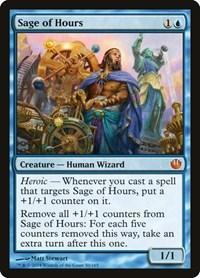 Sage of Hours (Foil)