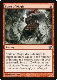Spite of Mogis, Magic: The Gathering, Journey Into Nyx