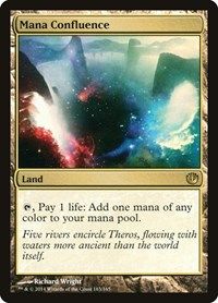 Mana Confluence, Magic, Journey Into Nyx