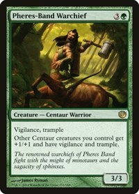 Pheres-Band Warchief, Magic: The Gathering, Journey Into Nyx
