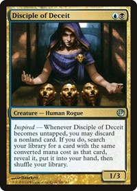 Disciple of Deceit, Magic: The Gathering, Journey Into Nyx